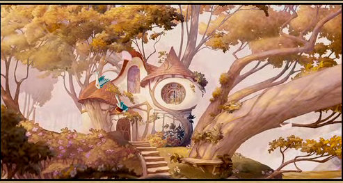 Il Était Une Fois [Disney - 2007] Enchanted04